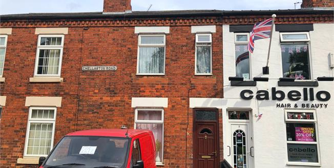 Asking Price £100,000, 3 Bedroom Terraced House For Sale in Derby, DE24