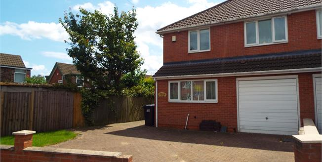 Offers Over £195,000, 4 Bedroom Semi Detached House For Sale in Long Eaton, NG10