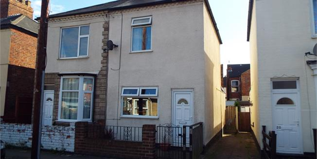 £100,000, 2 Bedroom Semi Detached House For Sale in Long Eaton, NG10