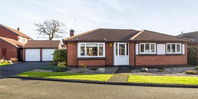 Offers in the region of £350,000, 3 Bedroom Detached Bungalow For Sale in Long Eaton, NG10