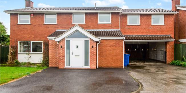 Guide Price £400,000, 5 Bedroom Detached House For Sale in Long Eaton, NG10