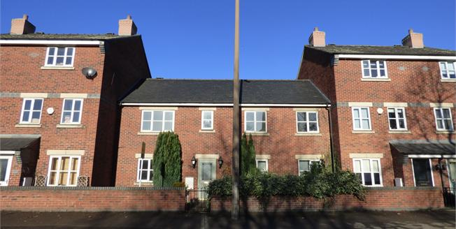 Guide Price £180,000, 3 Bedroom Semi Detached House For Sale in Long Eaton, NG10