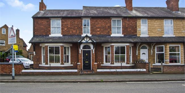 Offers in the region of £349,999, 4 Bedroom Semi Detached For Sale in Long Eaton, NG10