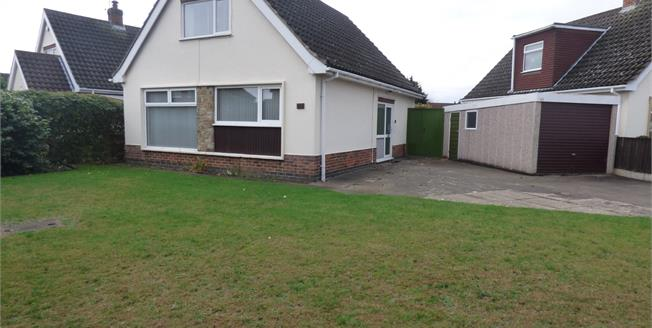Guide Price £200,000, 3 Bedroom Detached Bungalow For Sale in Long Eaton, NG10