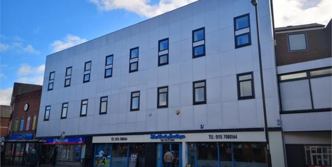 £100,000, 1 Bedroom Upper Floor Flat For Sale in IVY MEADOW HOUSE, NG10