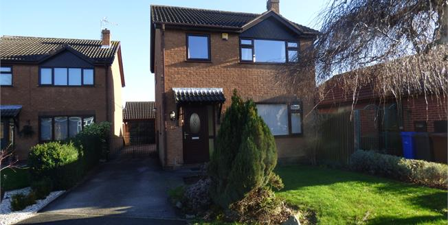 Guide Price £240,000, 3 Bedroom Detached House For Sale in Long Eaton, NG10
