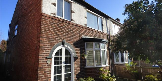 Asking Price £180,000, 4 Bedroom Semi Detached House For Sale in Long Eaton, NG10