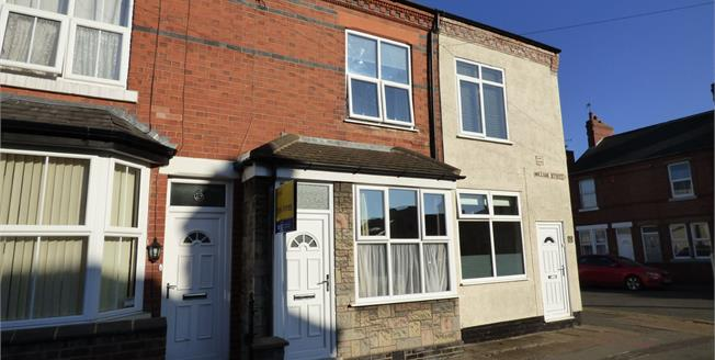 Guide Price £150,000, 2 Bedroom Terraced House For Sale in Long Eaton, NG10