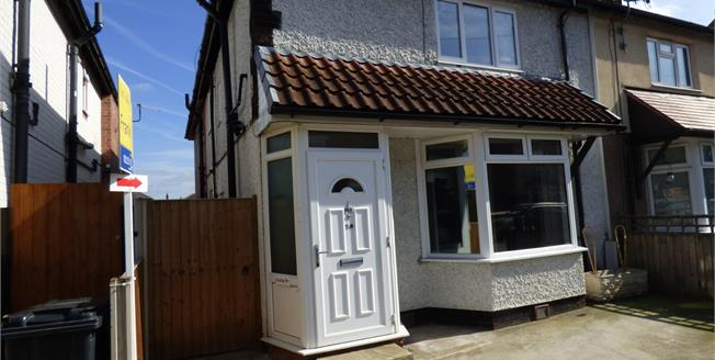 Guide Price £210,000, 4 Bedroom Semi Detached House For Sale in Long Eaton, NG10