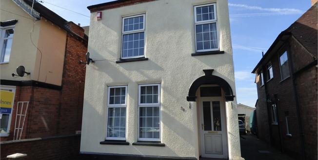 Guide Price £200,000, 3 Bedroom Detached House For Sale in Long Eaton, NG10