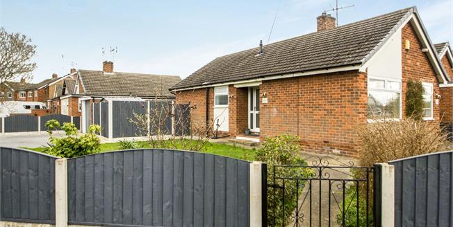 Offers in the region of £240,000, 2 Bedroom Detached Bungalow For Sale in Long Eaton, NG10