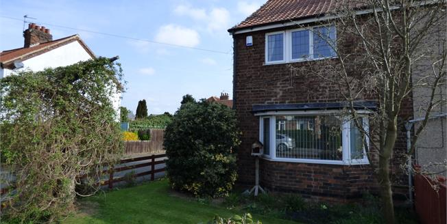 Asking Price £115,000, 2 Bedroom Semi Detached House For Sale in Long Eaton, NG10