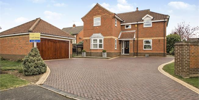 Offers Over £600,000, 5 Bedroom Detached House For Sale in Long Eaton, NG10