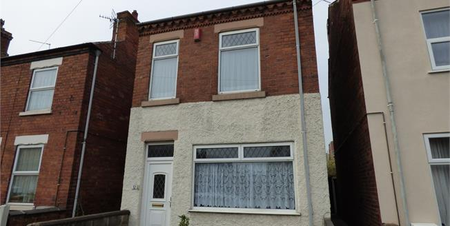 Asking Price £150,000, 3 Bedroom Detached House For Sale in Long Eaton, NG10