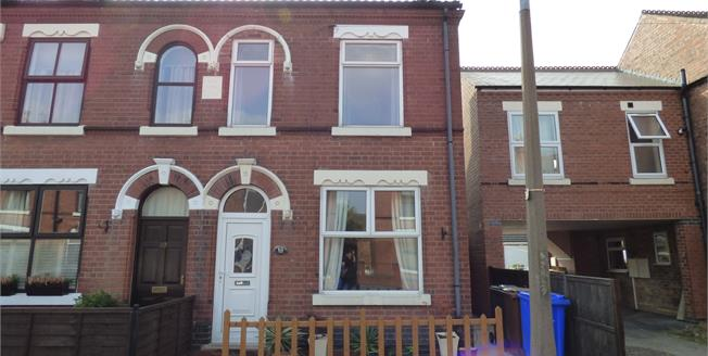 Asking Price £190,000, 3 Bedroom Semi Detached House For Sale in Long Eaton, NG10