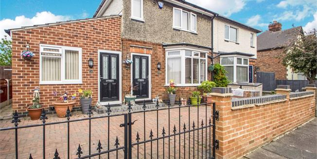 Asking Price £250,000, 3 Bedroom Semi Detached House For Sale in Long Eaton, NG10