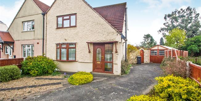 Guide Price £160,000, 3 Bedroom Semi Detached House For Sale in Long Eaton, NG10
