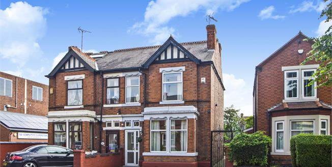 Guide Price £210,000, 3 Bedroom Semi Detached House For Sale in Long Eaton, NG10