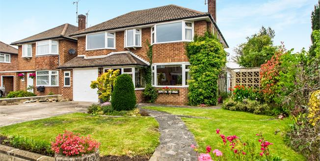 Guide Price £375,000, 5 Bedroom Detached House For Sale in Long Eaton, NG10