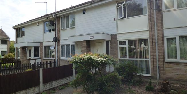 Asking Price £115,000, 2 Bedroom Terraced House For Sale in Long Eaton, NG10