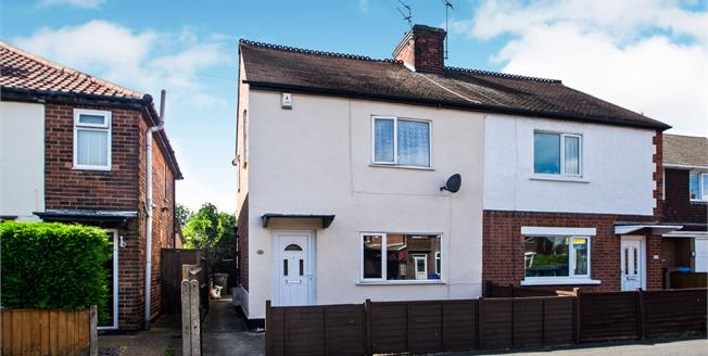 Offers Over £165,000, 3 Bedroom Semi Detached House For Sale in Long Eaton, NG10