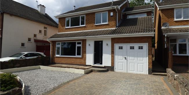 Asking Price £325,000, 4 Bedroom Detached House For Sale in Long Eaton, NG10