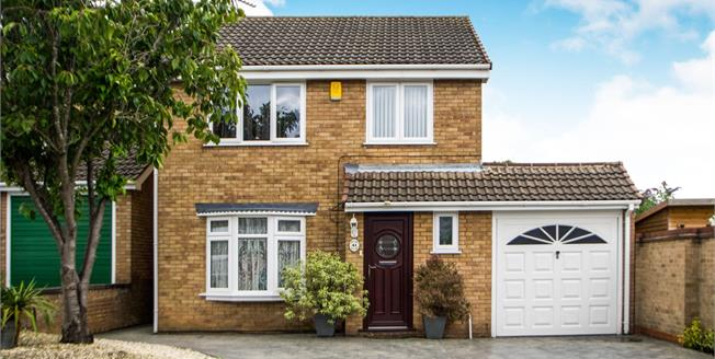 Guide Price £250,000, 3 Bedroom Detached House For Sale in Sandiacre, NG10