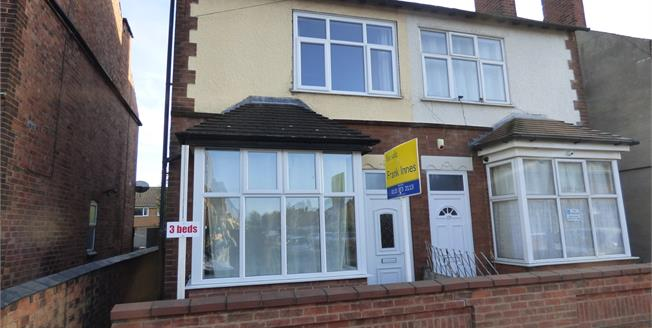 Asking Price £160,000, 3 Bedroom Semi Detached House For Sale in Long Eaton, NG10