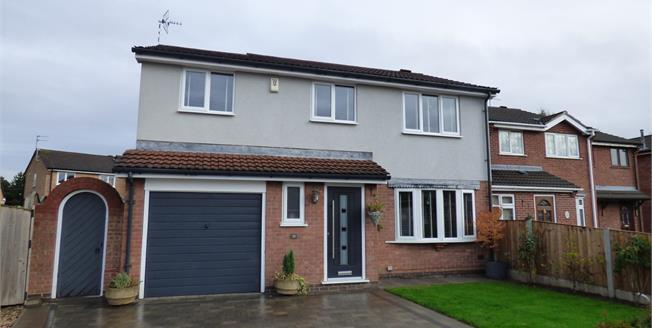 Asking Price £299,950, 4 Bedroom Detached House For Sale in Long Eaton, NG10