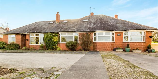 Asking Price £400,000, 5 Bedroom Detached Bungalow For Sale in Stony Houghton, NG19