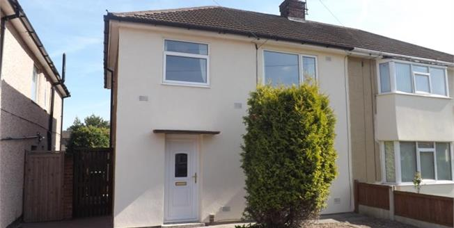 Asking Price £90,000, 3 Bedroom Semi Detached House For Sale in Mansfield, NG19