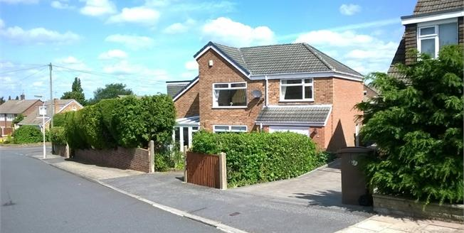 Asking Price £219,950, 5 Bedroom Detached House For Sale in Mansfield, NG18