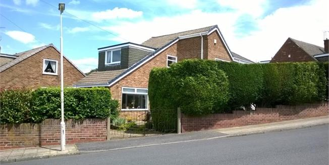 Offers Over £210,000, 5 Bedroom Detached House For Sale in Mansfield, NG18