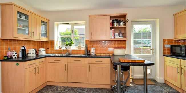 Guide Price £240,000, 4 Bedroom Detached House For Sale in Nether Langwith, NG20