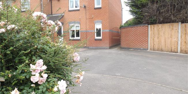 Asking Price £119,500, 3 Bedroom Semi Detached House For Sale in Mansfield, NG18