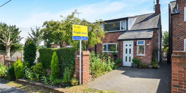 Offers in the region of £295,000, 3 Bedroom Semi Detached For Sale in Blidworth, NG21