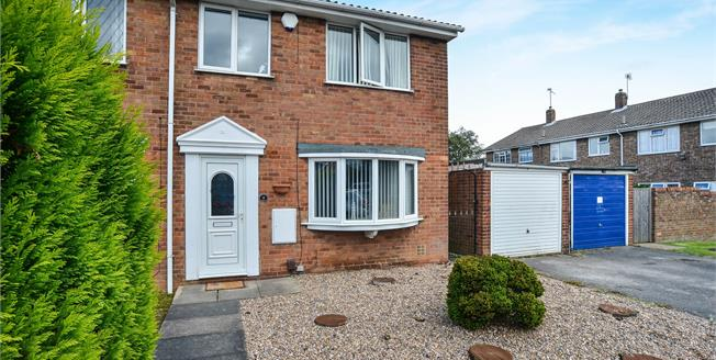 Asking Price £99,950, 3 Bedroom End of Terrace House For Sale in Mansfield Woodhouse, NG19