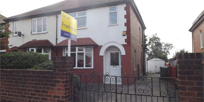 Asking Price £119,950, 3 Bedroom Semi Detached House For Sale in Mansfield, NG18