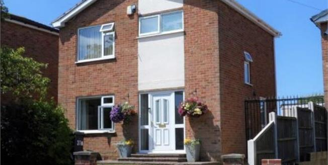 Guide Price £260,000, 3 Bedroom Detached House For Sale in Ravenshead, NG15