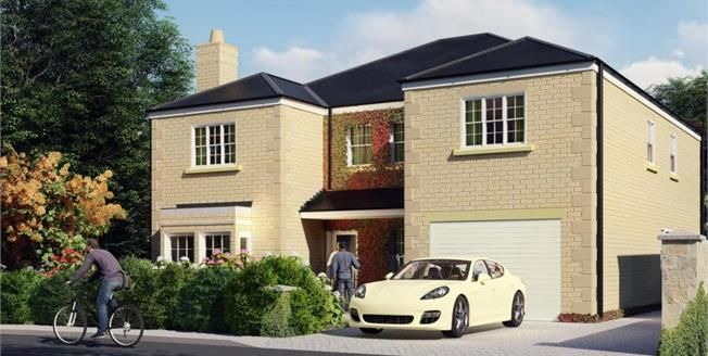£525,000, 4 Bedroom Detached House For Sale in Mansfield, NG18