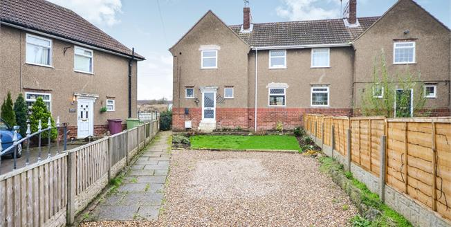 Offers Over £105,000, 3 Bedroom Semi Detached House For Sale in Langwith, NG20