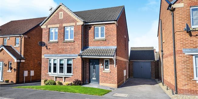 Offers Over £195,000, 3 Bedroom Detached House For Sale in Mansfield, NG19