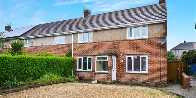 Offers Over £125,000, 3 Bedroom Semi Detached House For Sale in Mansfield, NG19