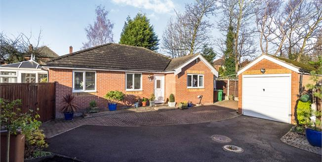 £240,000, 3 Bedroom Detached Bungalow For Sale in Nottingham, NG8