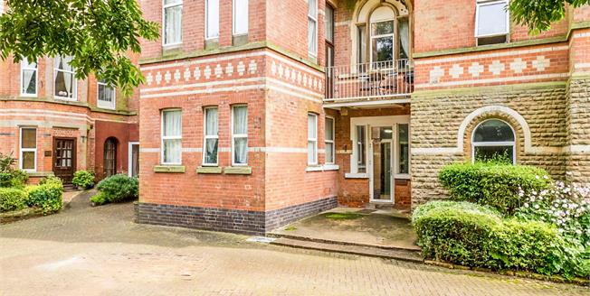 Guide Price £70,000, 1 Bedroom Flat For Sale in Mapperley, NG3