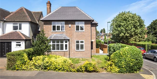 Guide Price £400,000, 5 Bedroom Detached House For Sale in Nottingham, NG8