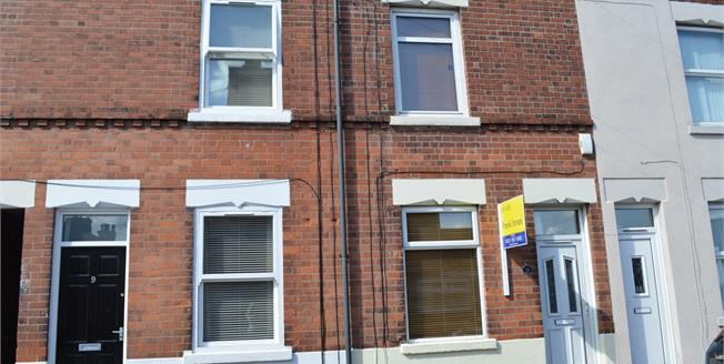 £100,000, 3 Bedroom Terraced House For Sale in Netherfield, NG4