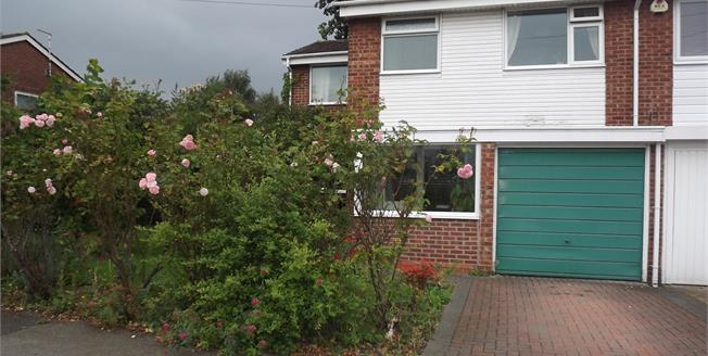 Asking Price £170,000, 4 Bedroom Semi Detached House For Sale in Colwick, NG4