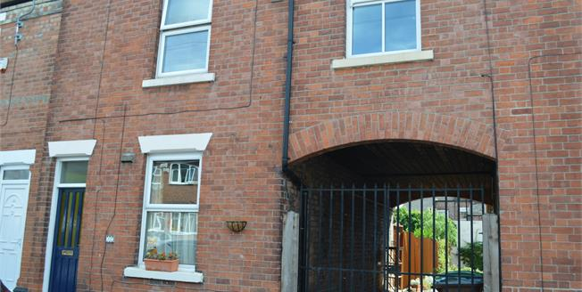 Guide Price £140,000, 3 Bedroom Terraced House For Sale in Nottingham, NG5