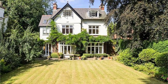 Offers in the region of £800,000, 5 Bedroom Detached House For Sale in Sherwood, NG5